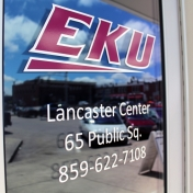 EKU Lancaster Center 2017 Ribbon Cutting and Open House